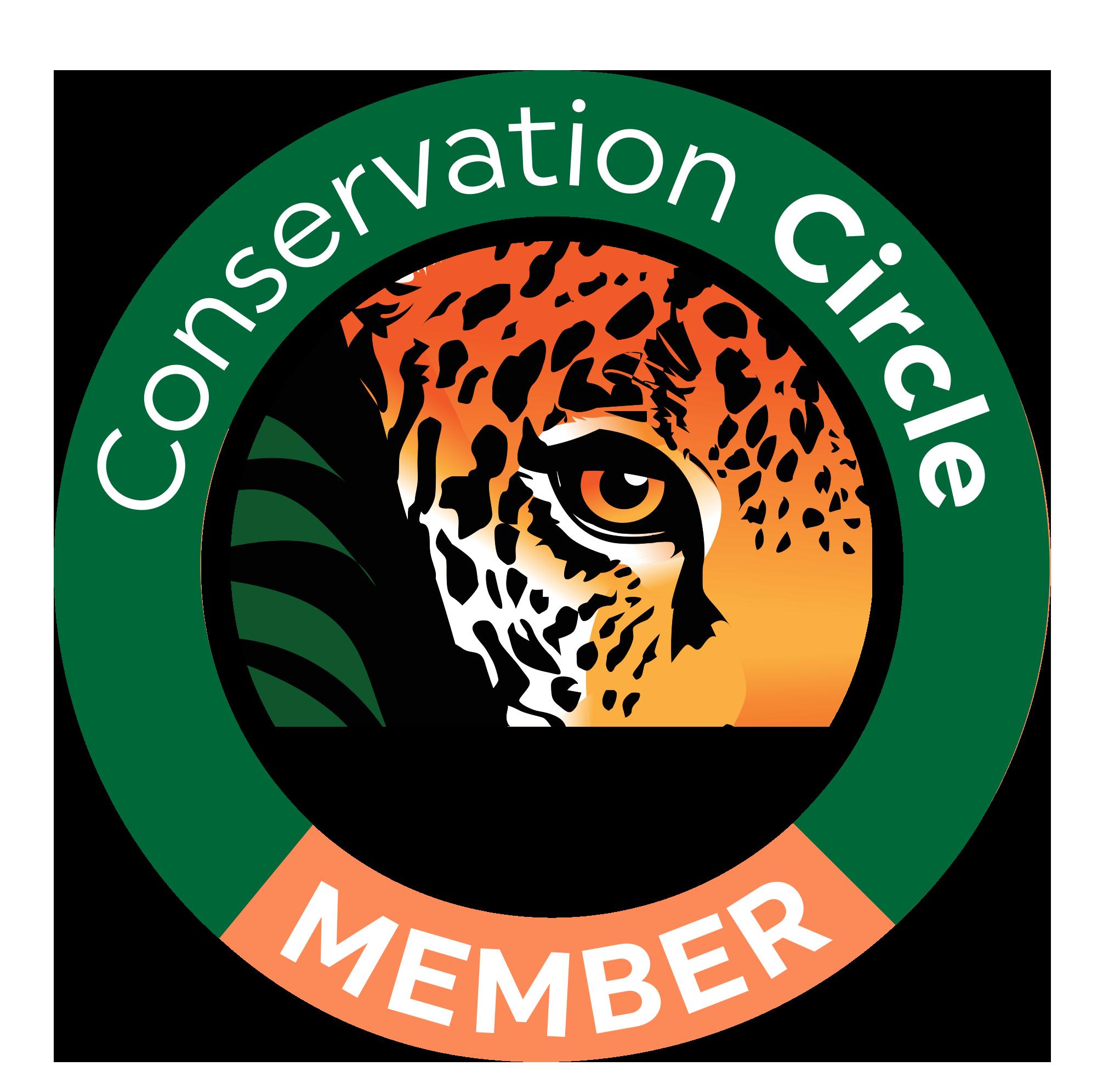 Rainforest Trust Conservation Circle Member