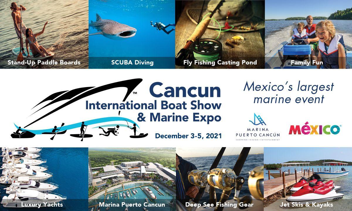 Cancun International Boat Show & Marine Expo