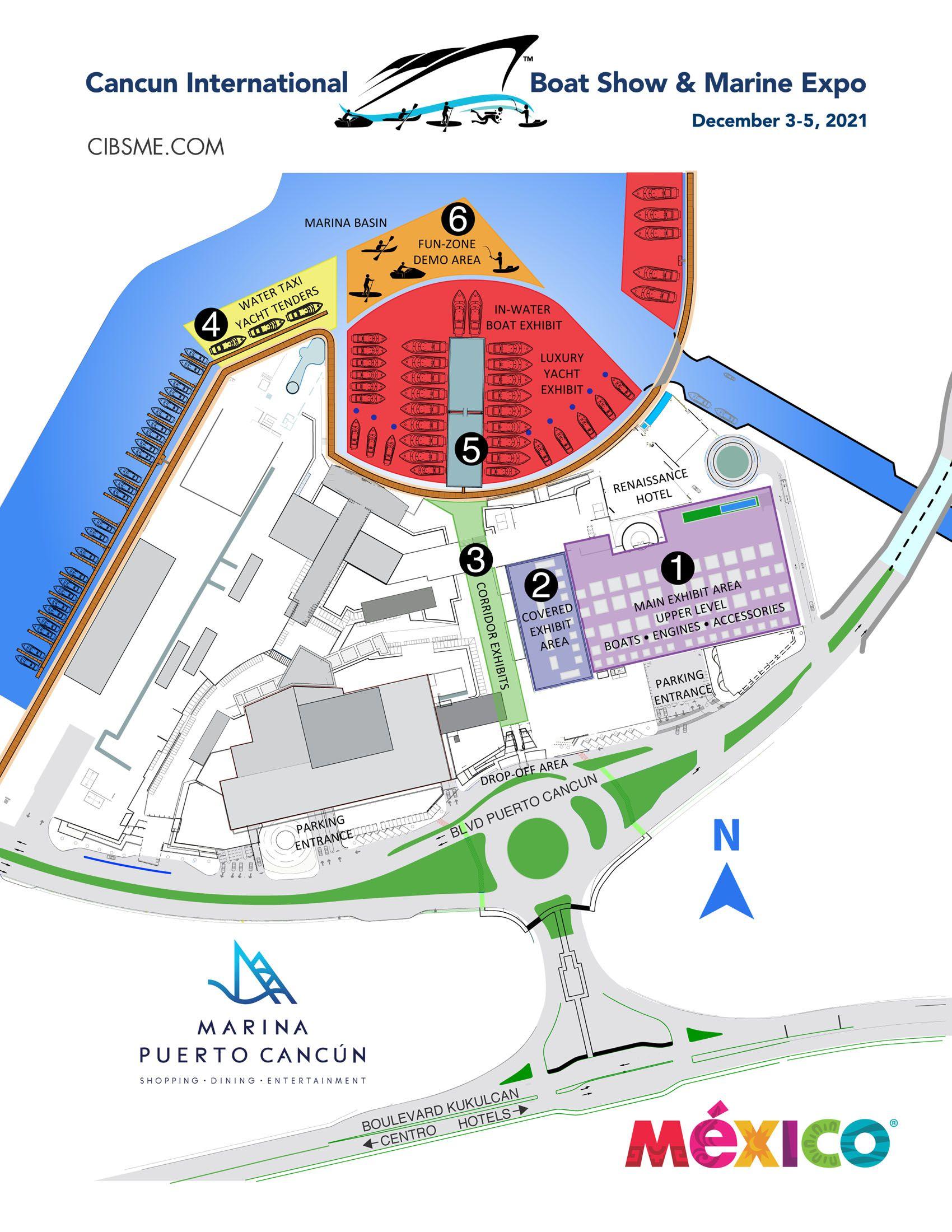 CIBS General Floorplan