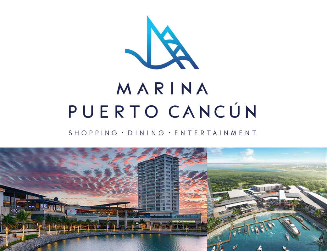 The Venue: Marina Puerto Cancun