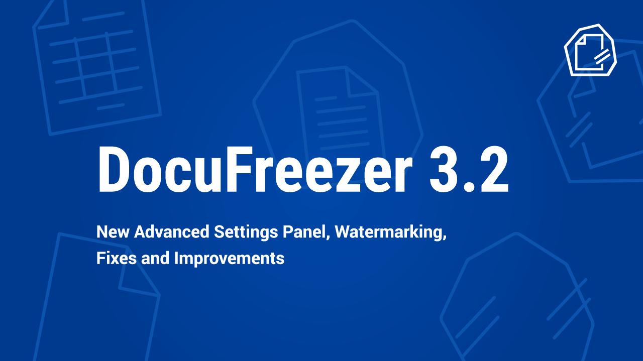 DocuFreezer 3.2
