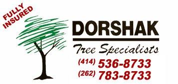 Dorshak Tree Specialists, Wisconsin's tree service