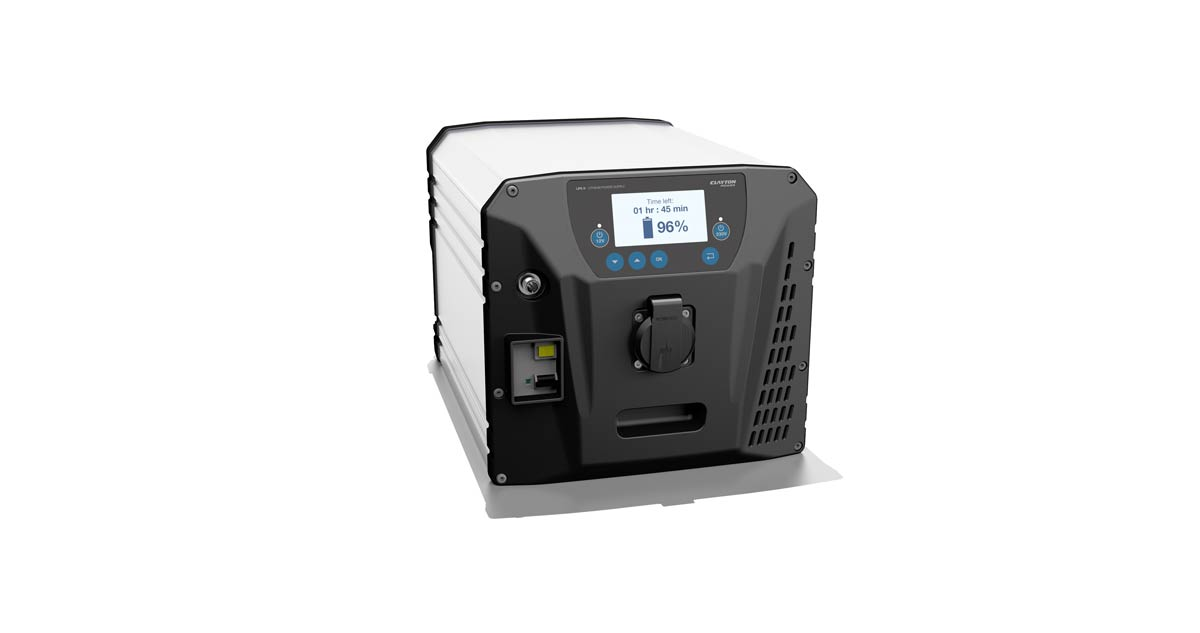 Battery System - LPS II 3000