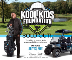 Kool Kids Golf Tournament is now a sold out event