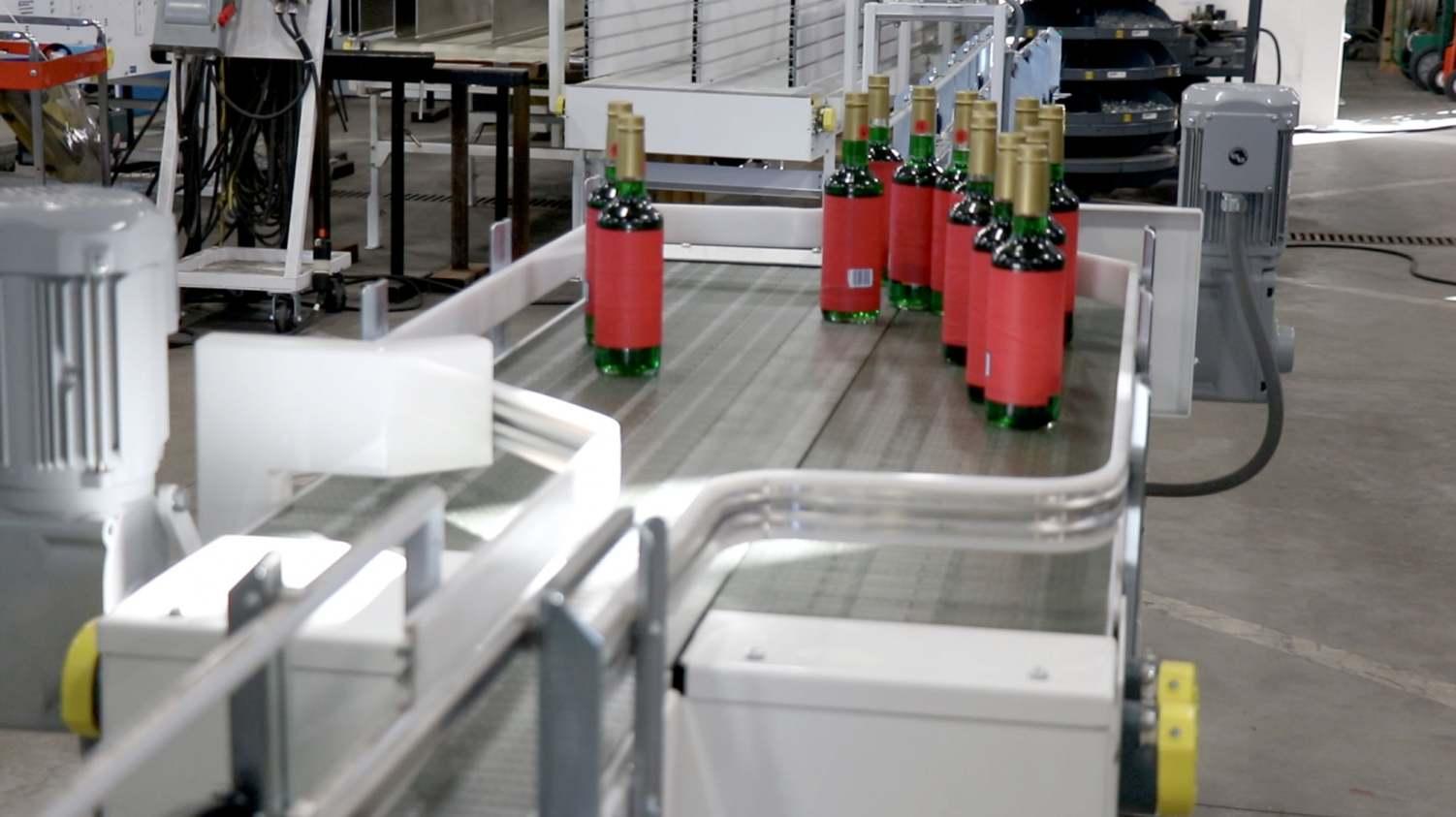 Robinson Accumulating Conveyors