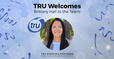 TRU's New Talent Scout, Brittany Hall