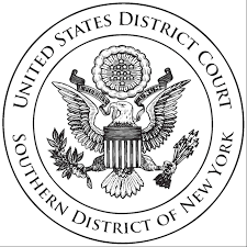 Seal of the SDNY