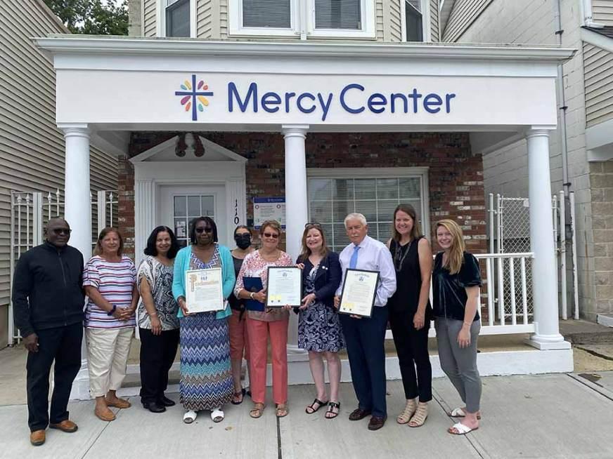Legislators proclaim July 14 Mercy Center Day