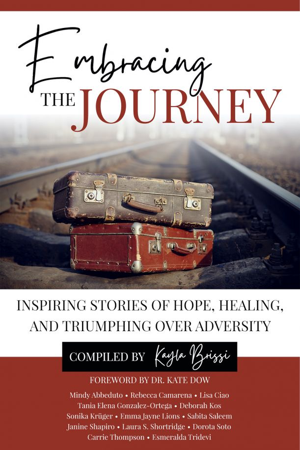 Now Available: Embracing the Journey Anthology