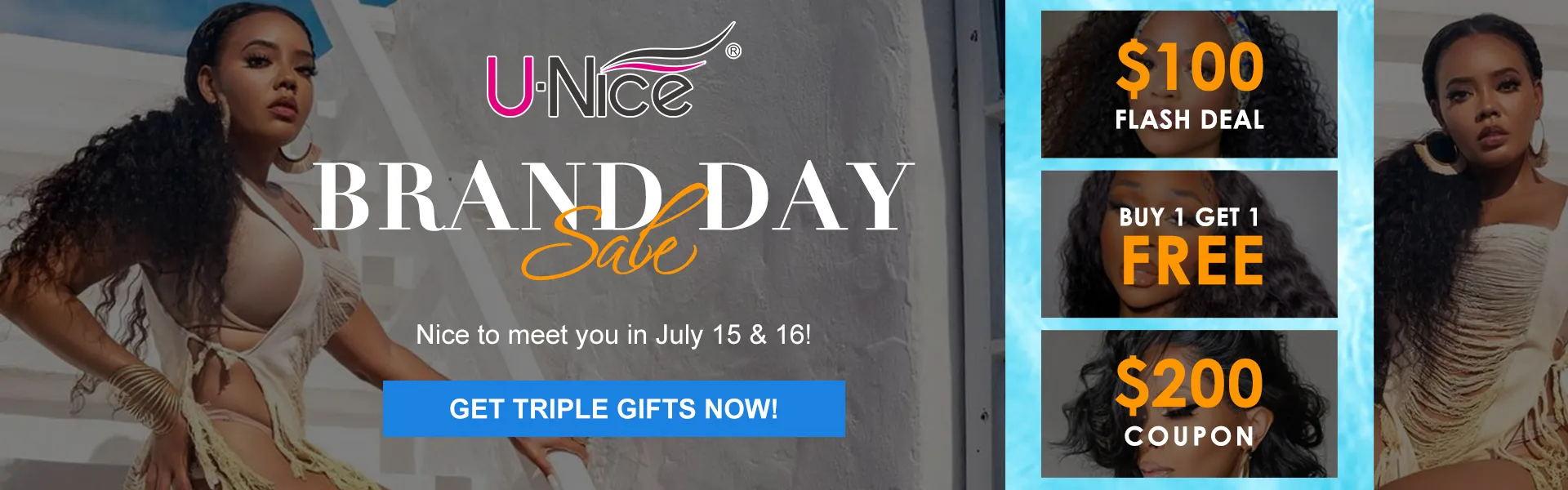 Unice Mall Brand Day