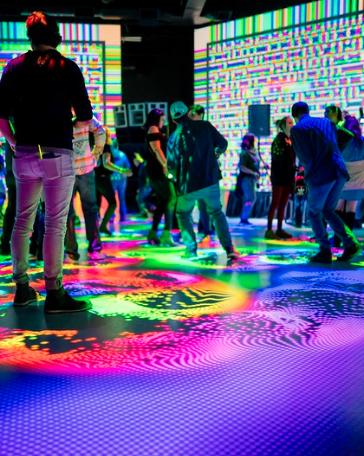 Electric Dance Floor