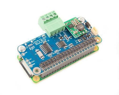 PiCAN FD Zero - CAN FD HAT for Raspberry Pi Zero
