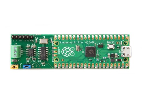 CANPico - CAN FD Module With Raspberry Pi Pico