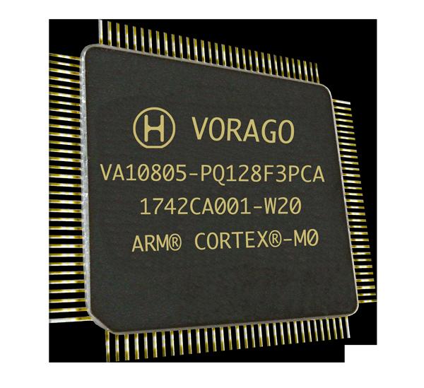 Rad-tolerant VA10805, VORAGO Technologies