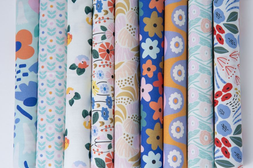 Haerae Textile offers organic digital printing
