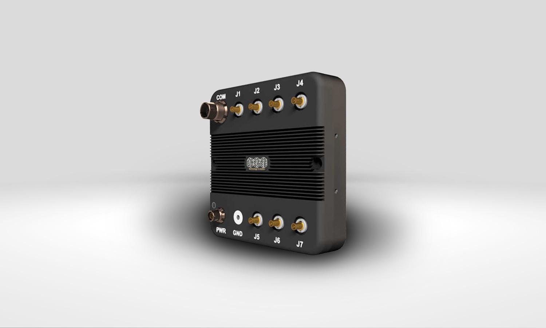 The VH4 HD-SDI rugged video switch