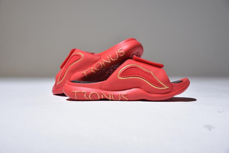 TRONUS Slides In All Red