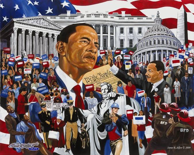 Freedom Journey by Steve R Allen