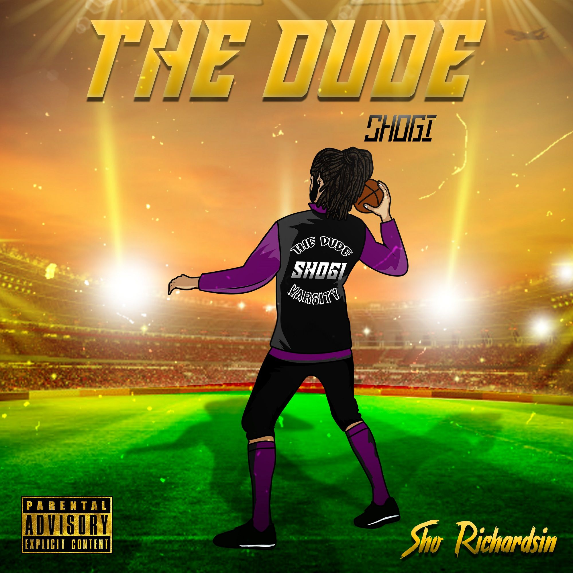 The Dude Cover