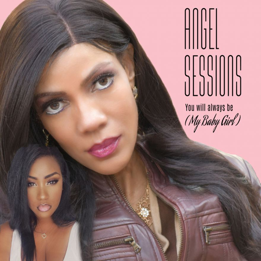 Cd Cover By Angel Sessions