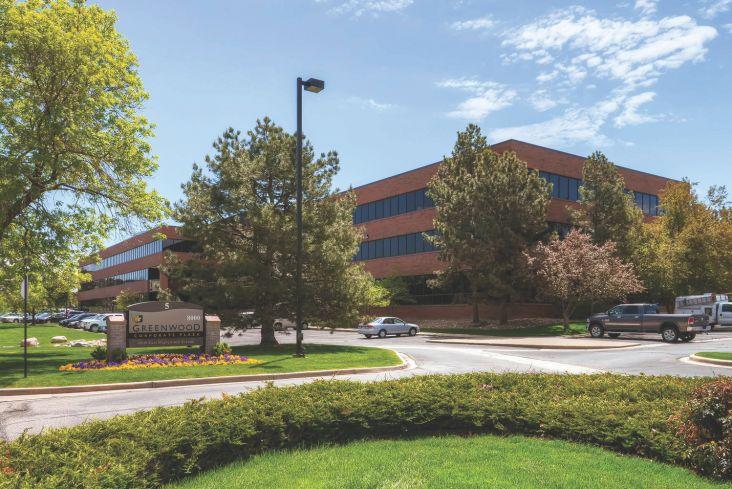 Greenwood Corporate Plaza