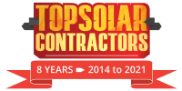 Solar Power World Top Contractor 8 Straight Years