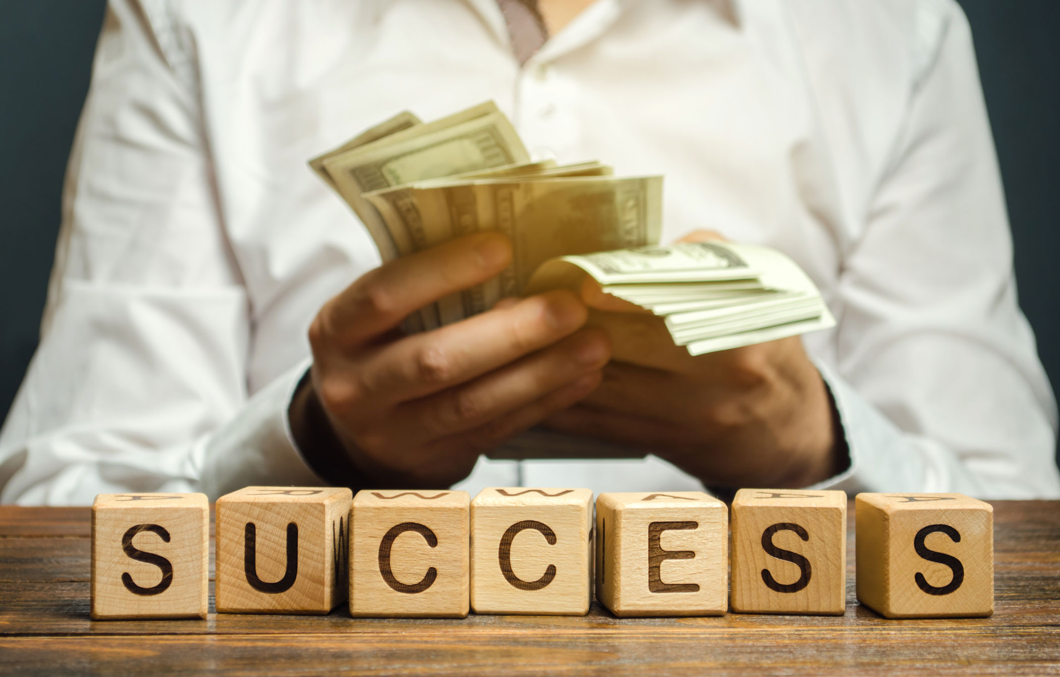 Businessman Success Ismail Sirdah