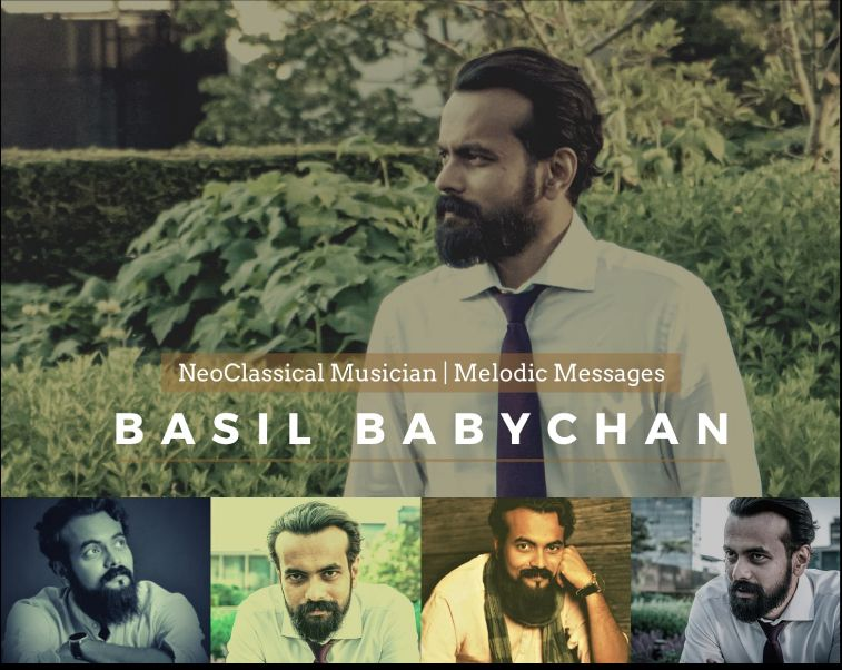 Basil Babychan-Neoclassical Music Artist
