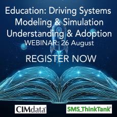 Systems Modeling & Simulation Webinar from CIMdata
