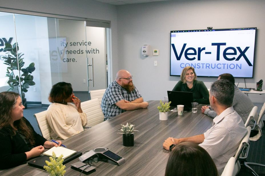Ver-Tex is proud to be a woman-owned business.