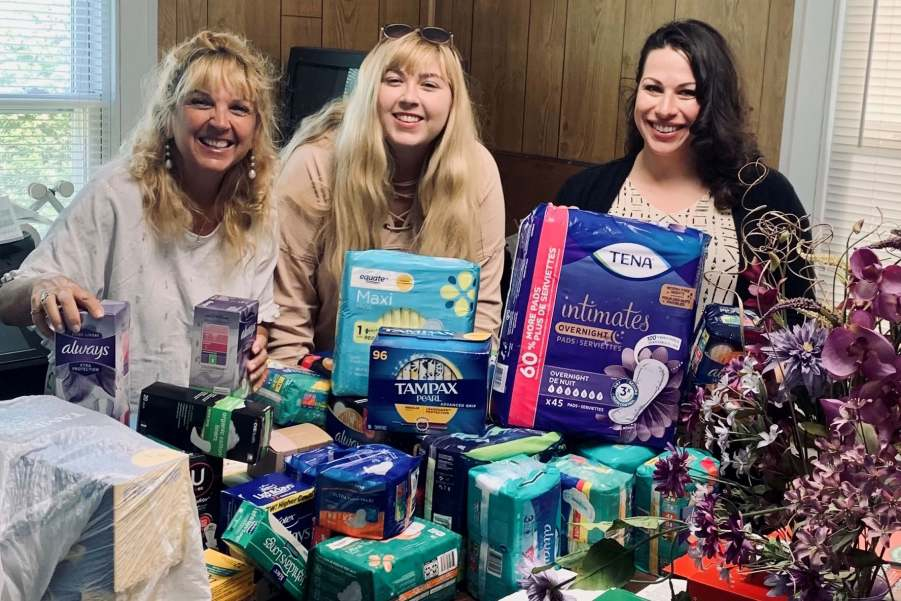 Acts 4 Ministry Recieved Personal Care Donations