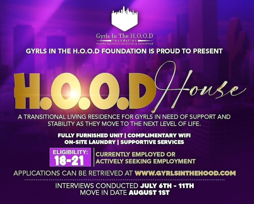 Gyrls in the HOOD opens Hood House in Chicago