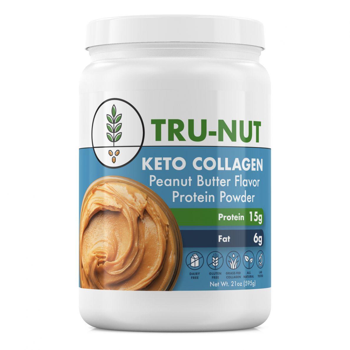 Tru-Nut Keto Collagen Protein Powder