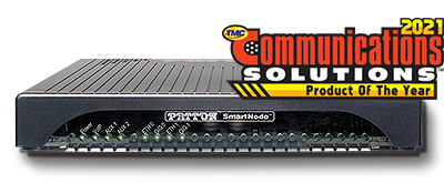 Award-Winning SmartNode 5501