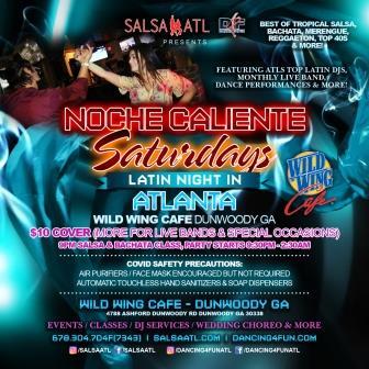 Noche Caliente Latin Night Atlanta