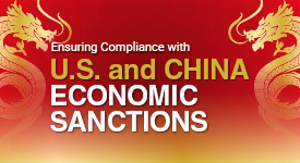 US and China Economic Sanctions Virtual Conference