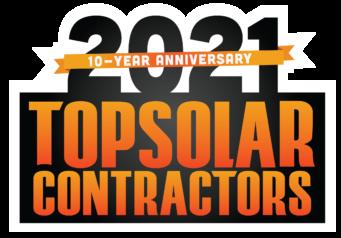 2021 Top Solar Award