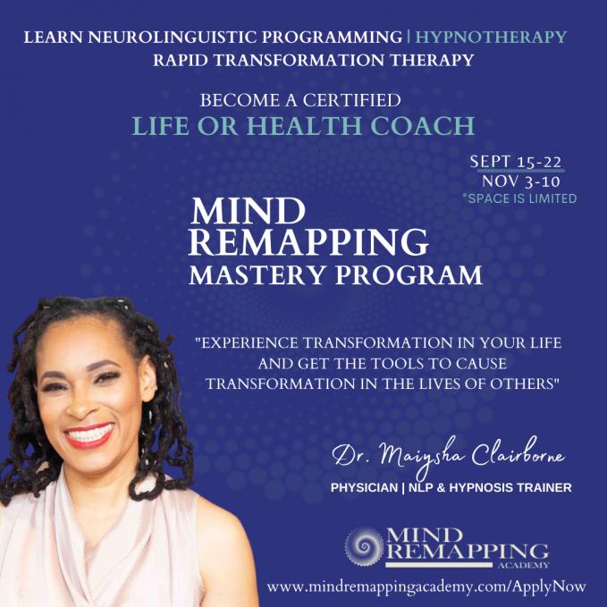 Mind Remapping Academy Retreat