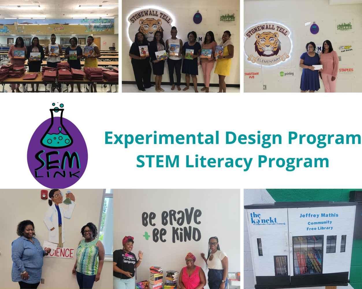 STEM Literacy Project Community & School Partners