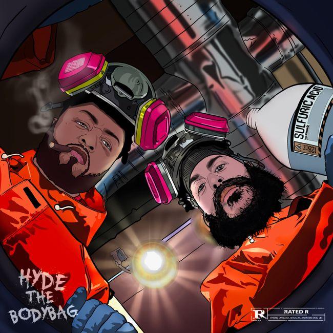 Body Bag Ben & Rick Hyde - Hyde the Body Bag