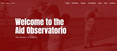 Aid Observatorio Cover