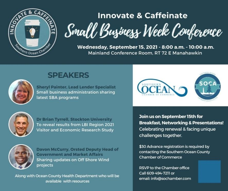 Small Business Week Celebrated September 15