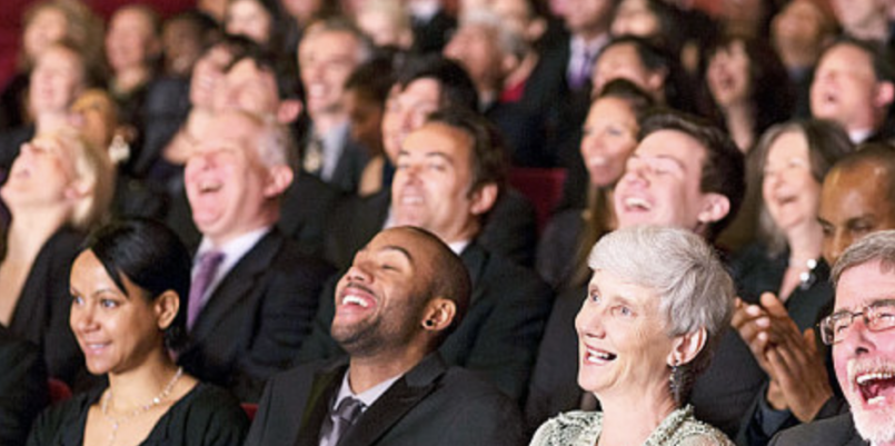 Audience Laughing Photo