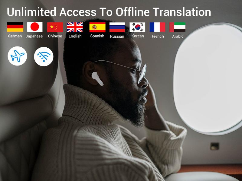 9 Languages Offline Translation