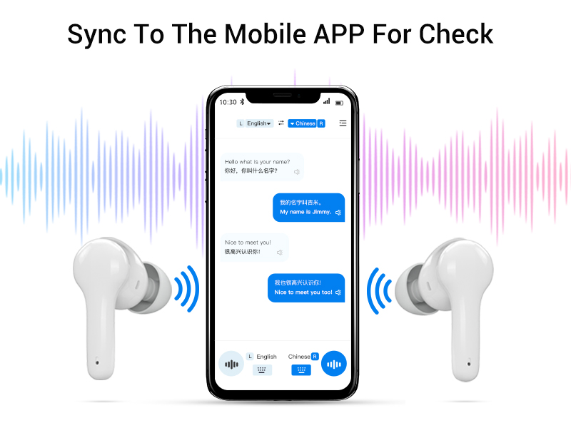 Snyc To App For Check