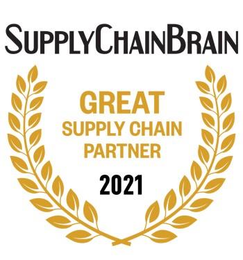 2021 Great Supply Chain Partner Award