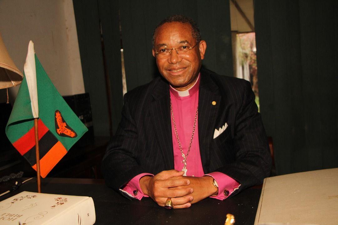 Bishop Trevor, President Of UNIP