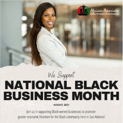 Support National Black Business Month