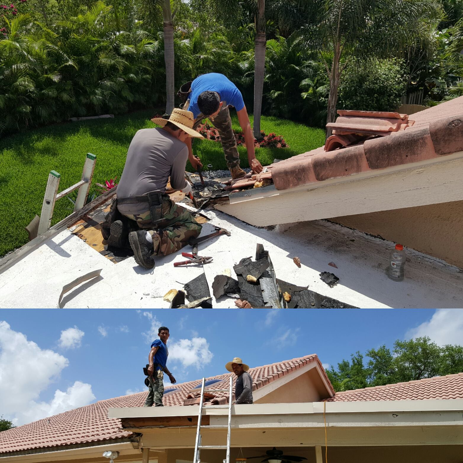 Roofer Palm Beach County