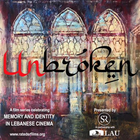 Unbroken - Poster artwork courtesy of Tom Young